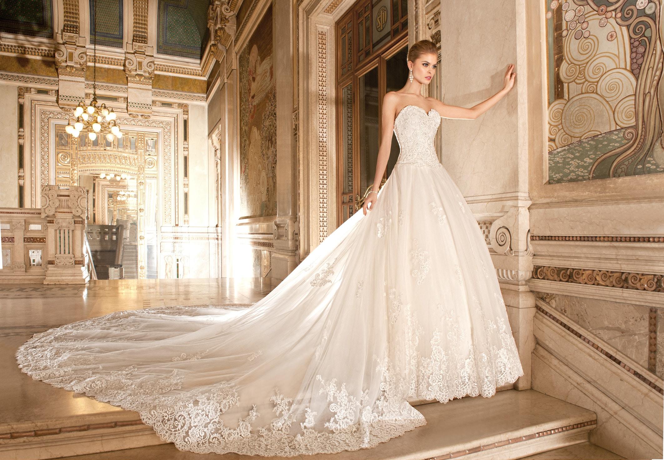 Elegir el vestido de novia perfecto - Mesa de Dulces